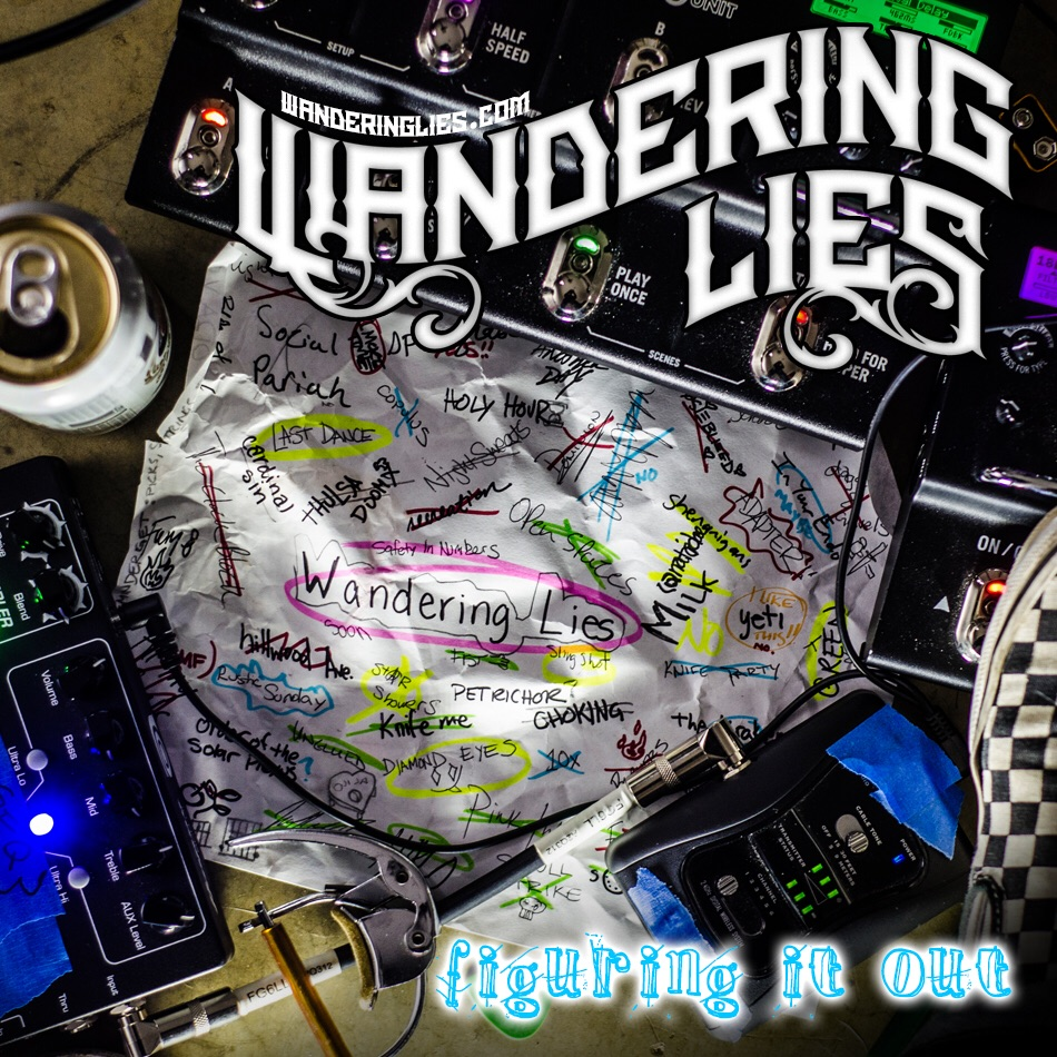 Wandering Lies Cover